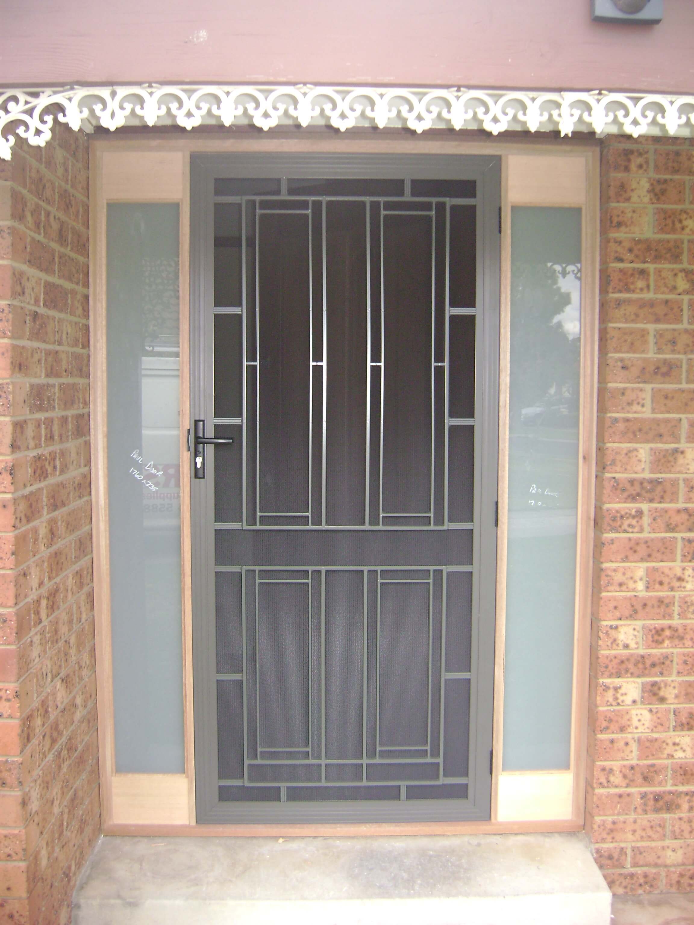screen firstimpressionsecuritydoors guide quality to doors door com purchasing security pin your a