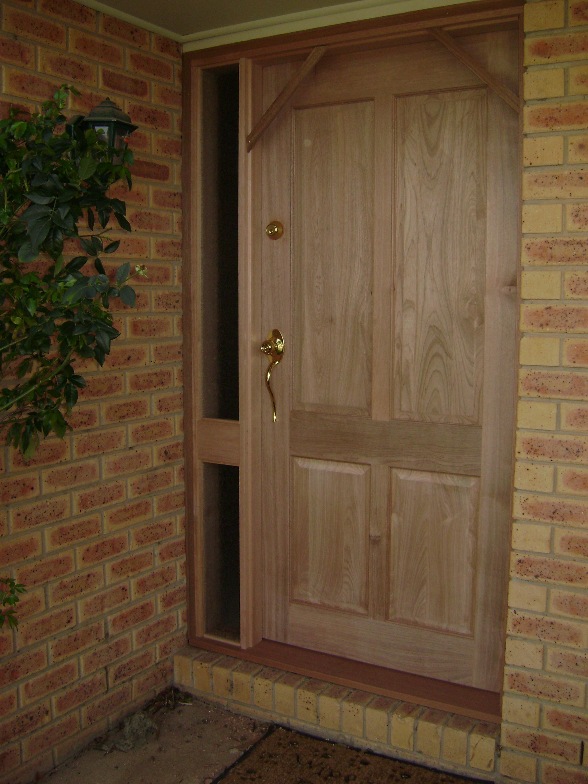 Bespoke doors