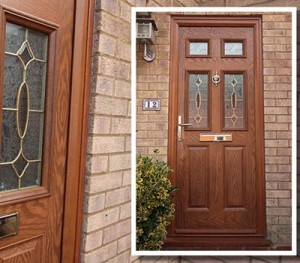 Timber and Security Doors in Melton